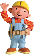 Image - Bob the Builder is helping Michael and Judy to find their way - what works versus what fails with Twitter for small business