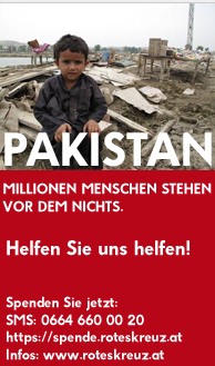 Image - Oesterreichisches Rotes Kreuz launches viral marketing campaign on Facebook, Xing and other social networks to raise awareness for Pakistan flood victims and relief efforts
