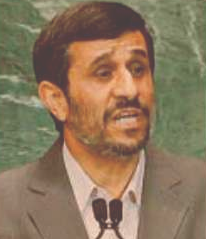 Image - Mahmoud Ahmadinejad - Stuxnet worm attack may be aimed at Iran's nuclear plant - we are not amused.