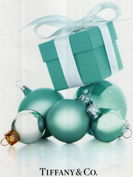 Image - Tiffany & Co. - Style - There's a fine line between just enough and too many pine cones, church candles, holly sprigs, and candy canes. And sometimes we all cross it.