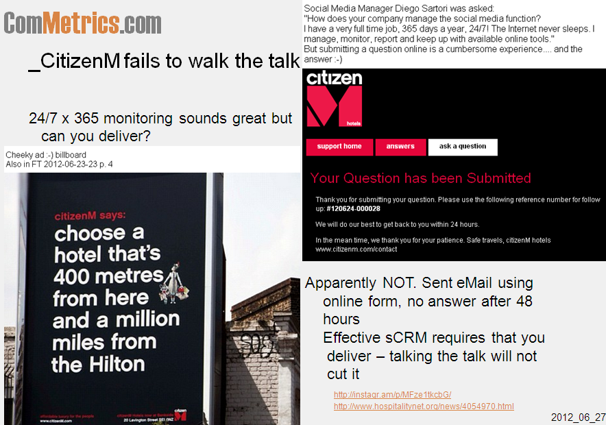 Click for more info - CitizenM is cheeky, but being useful AND engaging is tough to do right.