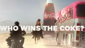 CLICK - Coca-Cola: Super Bowl ad campaign forges new ground in storied advertising history.