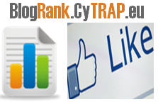 CLICK - Register for FREE - CyTRAP BlogRank - TRACK your blog.
