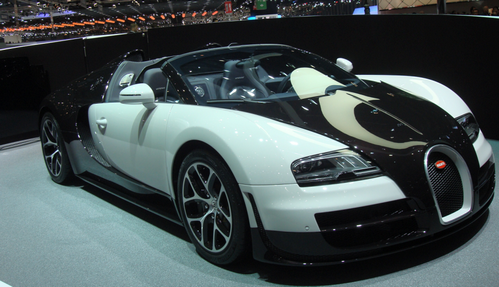 CLICK on IMAGE - Bugatti - no access for John Doe here...