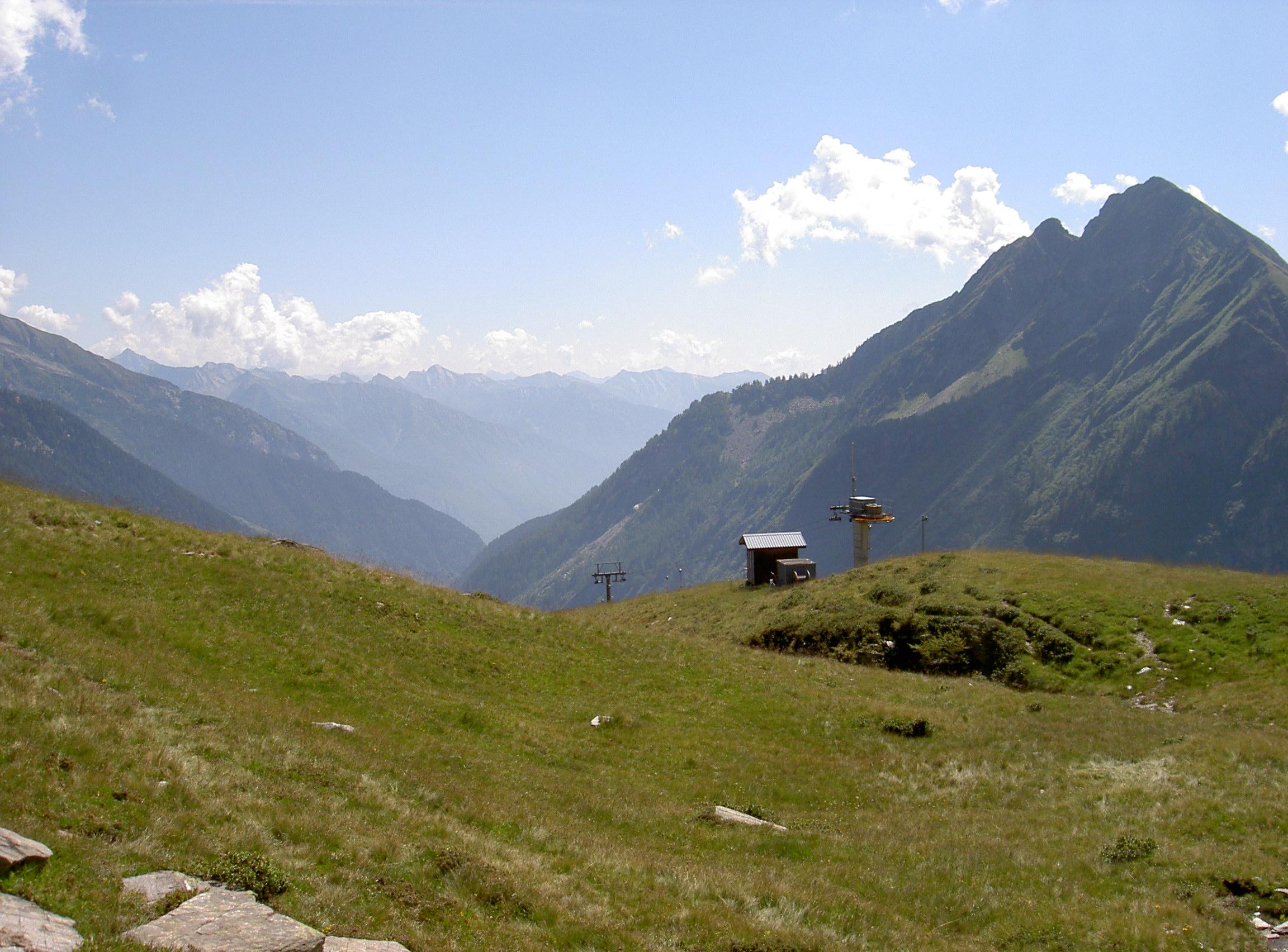 Rossboda Alp - Bosco Gurin - Valle Maggia - Ticino - Svizzera - Natur puur?