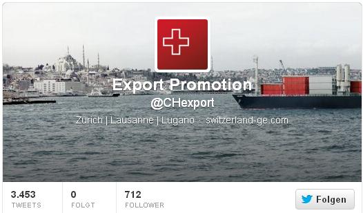 ANKKLICKEN - CH-Export - Keine klare Linie in Sachen Branding über verschiedene Kanäle